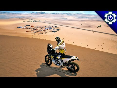 Dakar 18 - First Look Gameplay
