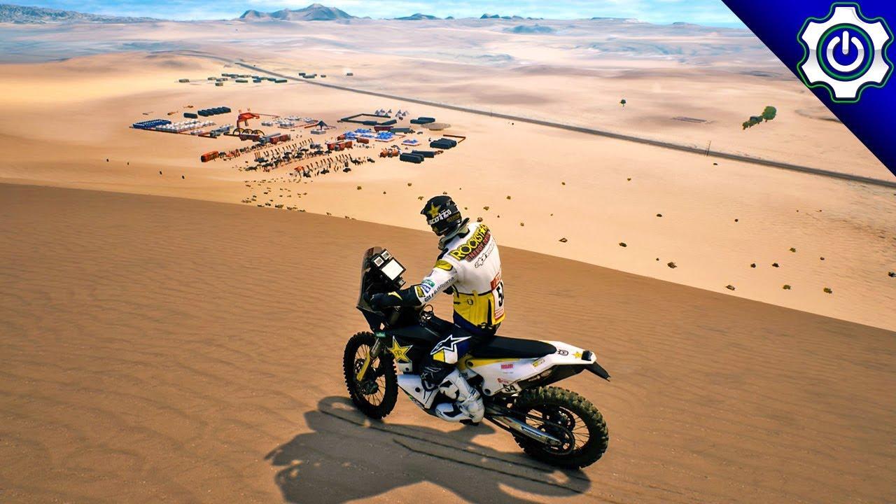 Dakar Xbox One Gameplay