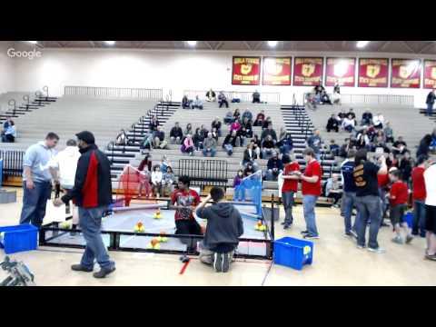 Northeast Ohio Vex Robotics - Brecksville Regional