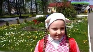 Наша деревня весной.//Жизнь в деревне.
