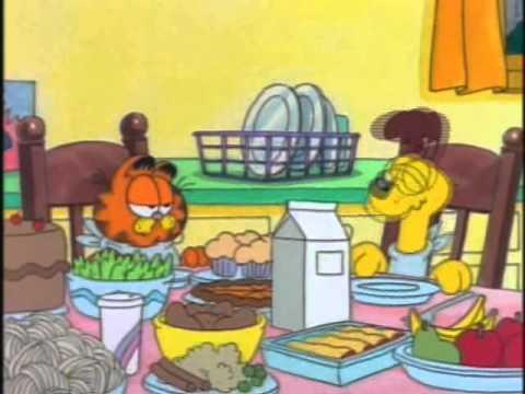 dogmother 2 Garfield And Friends Season 7 Jim Davis cartoon