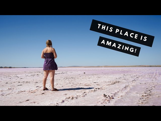 Halfway Across Australia | EYRE PENINSULA ROADTRIP #1