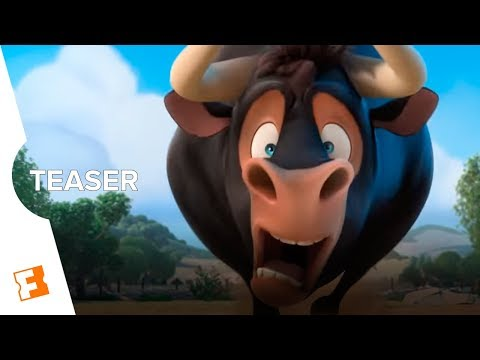 "Olé, el viaje de Ferdinand | 'Conoce a Ferdinand' 30"" Doblado (2017) 