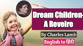 critical analysis of dream children a reverie by charles lamb