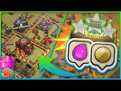 MOEILIJKSTE BASIS OOIT 3 STERREN!!! (Clan War) - Clash of Clans
