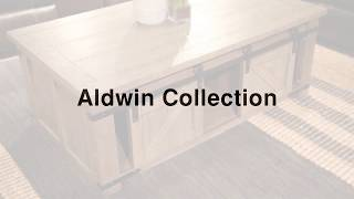 Aldwin Collection from Signature Design by Ashley