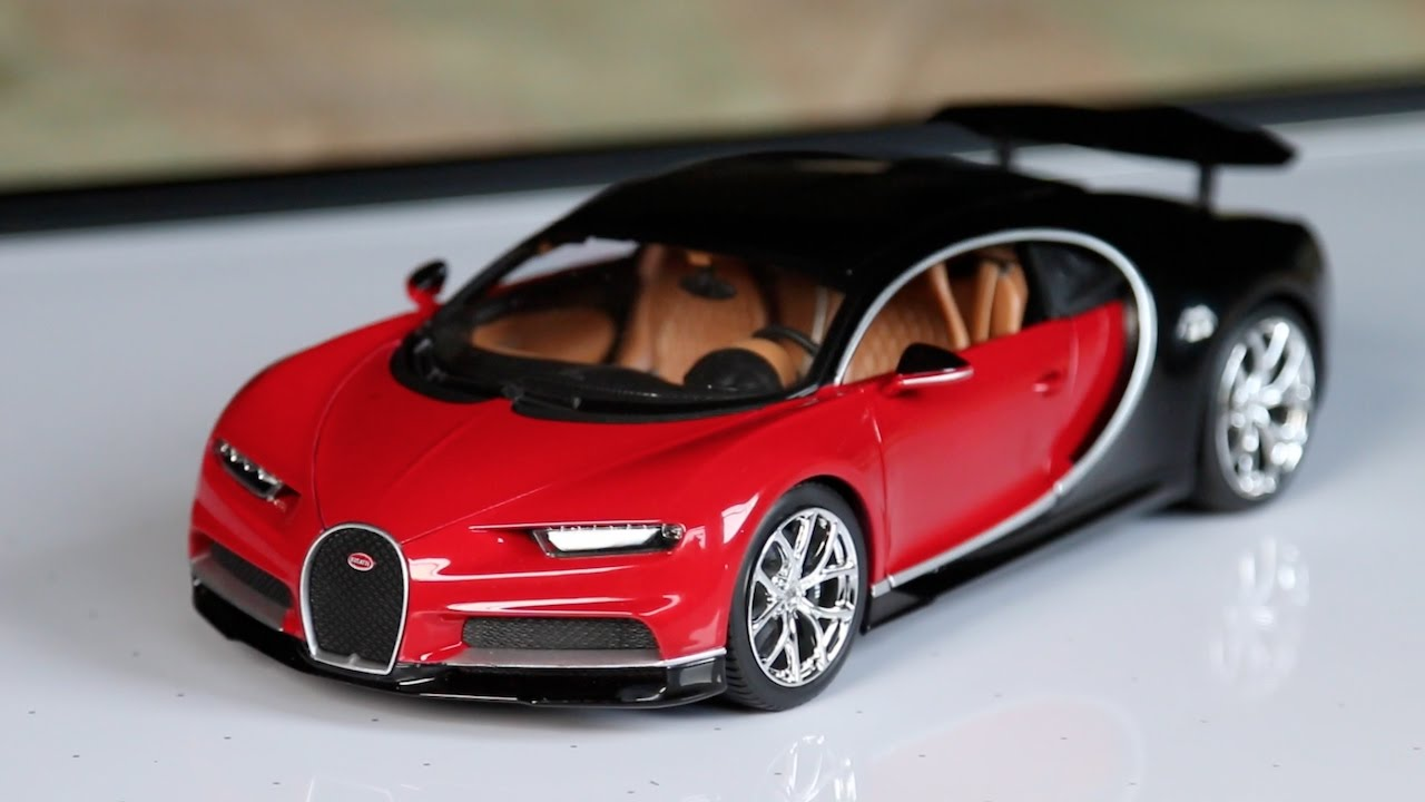 Review 1 18 Scale Bburago Maisto Bugatti Chiron Youtube
