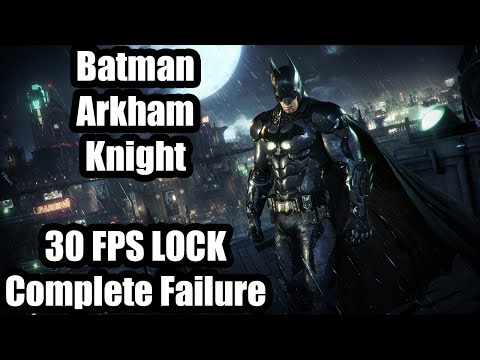 Batman: Arkham Knight - A complete and total failure to deliver