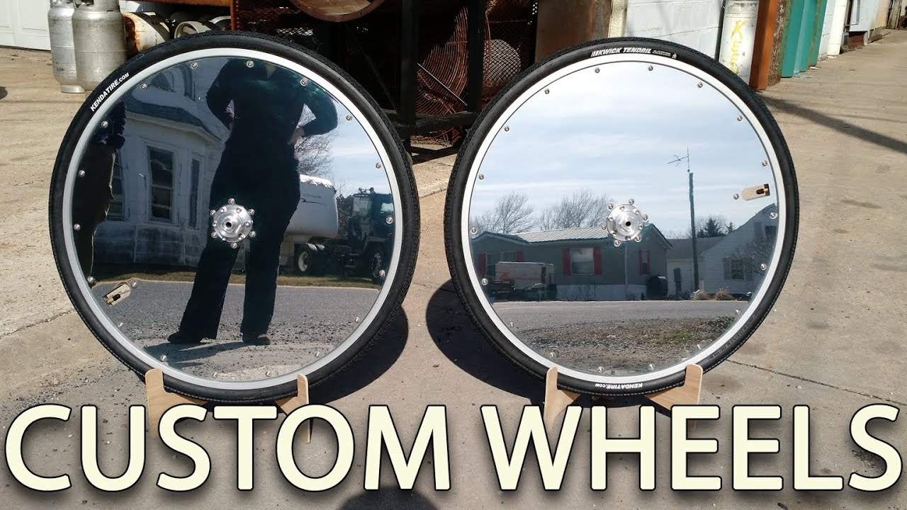 Custom Bicycle Wheels Rims Making Composite Wheels And
