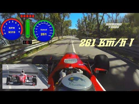 Rampa Falperra 2019 Onboard By Fausto Bormolini TOP Speed