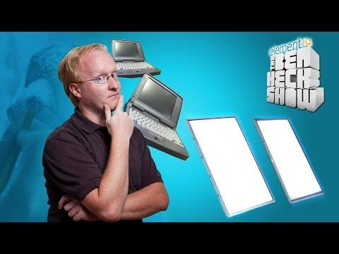 Ben Heck's LCD Monitor Light Box