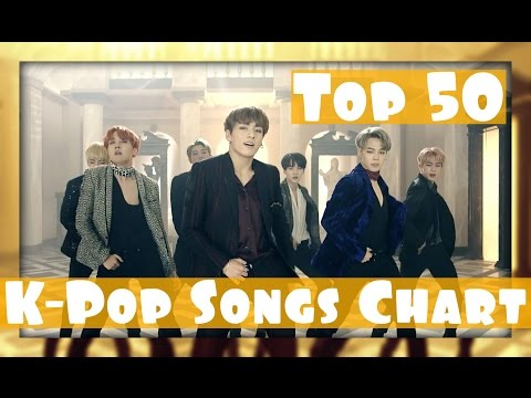 [TOP 50] K-POP SONGS CHART - OCTOBER 2016 (WEEK 2)
