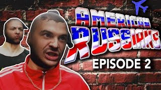 AMERICAN RUSSIANS - GIMME YOUR MONEY [s1e2] (LITTLE BIG & TOMMY CASH serial)