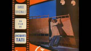 """ Mon oncle "" B.O du film de Jacques Tati"