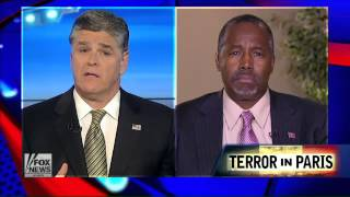 Carson calls on imams to condemn