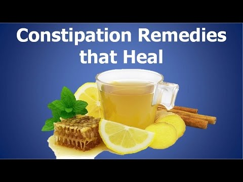 Severe Constipation Home Remedies Immediate