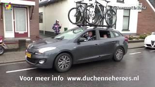 Erhard en Sebastiaan mountainbiken 7 dagen voor spierziekte DUCHENNE