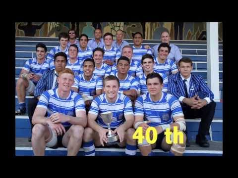 Nudgee Rugby 1st XV 2013 Premiers