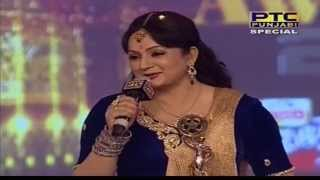 Best supporting actor & actress awards | ptc punjabi film awards 2014