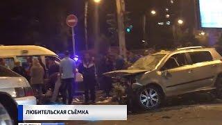Гонщик разбил свой BMW на следующий день после покупки
