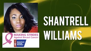 Tramon Williams Powder Puff Game interview with Shantrell Williams