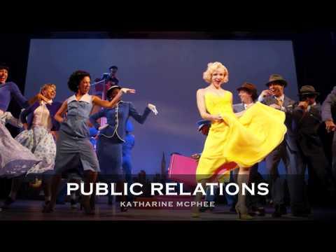 Public Relations - Katharine McPhee | SMASH