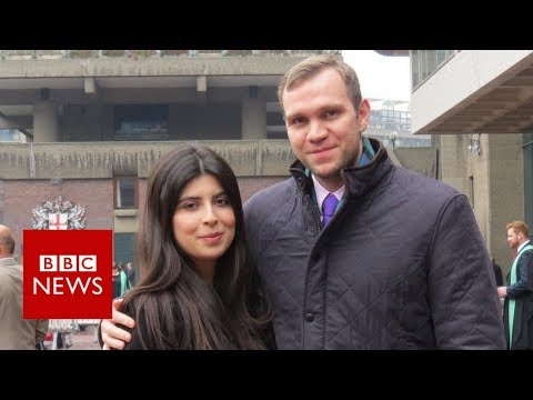 Wife of jailed Briton Matthew Hedges speaks to BBC - BBC News