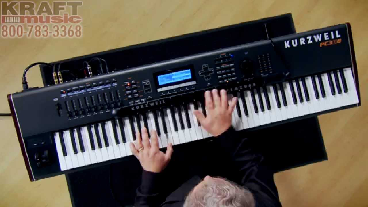 Keyboard Workstation Demo : kraft music kurzweil pc3a8 workstation demo with chris martirano youtube ~ Russianpoet.info Haus und Dekorationen