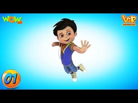Vir: The Robot Boy - Compilation #1 - As seen on Hungama TV