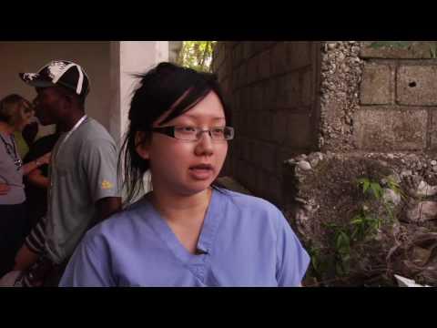 A Hand Up for Haiti: Charlotte caregivers in Haiti