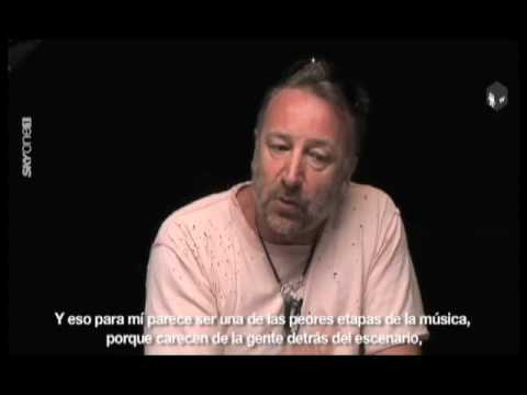 Peter Hook (Joy Division, New Order, Freebass)
