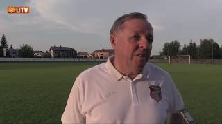 Александр Тарханов – о матче против «Марибора»