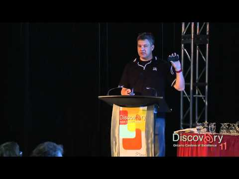 Discovery 11 3D Conference - Gaming World: Platforms Evoluti