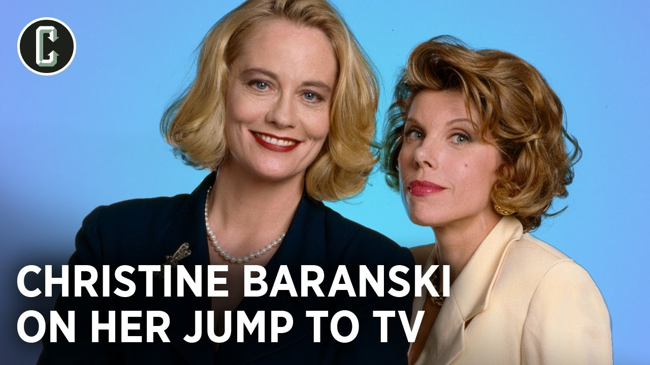 Christine Baranski Reveals the Bravest Decision of Her Career