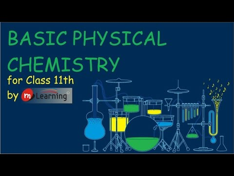NTP or STP: Basic Physical Chemistry 03 For Class 11th