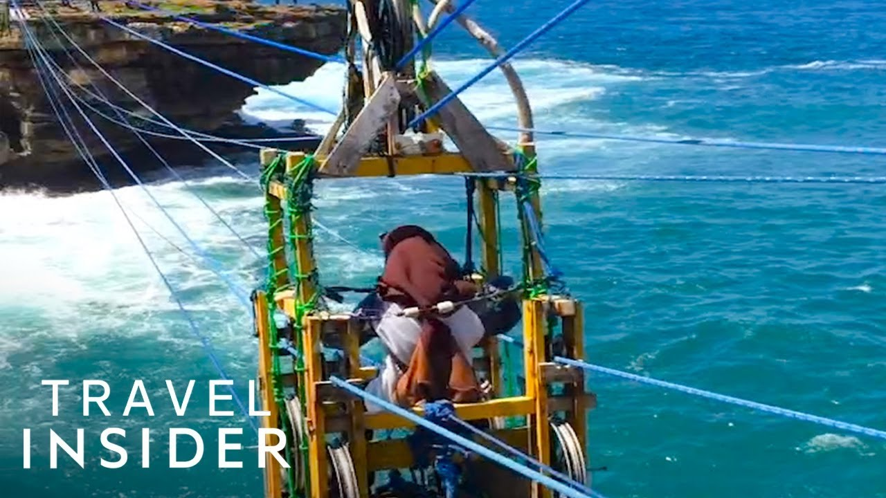 Ride Gondolas To This Indonesian Island