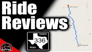 "Ride Reviews - Texas Ranch Road 336 ""The Twisted Sisters"""