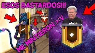 ESOS BASTARDOS ME MINTIERON!!! HEROICOS!!! SOLO VS SQUAD!! FREE FIRE REVISA MI CASO #15
