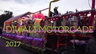 Diwali Motorcade 2017   Richmond Hill   Queens NY. Part 1