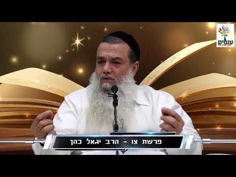 """חידושים לפרשת השבוע הרב יגאל כהן שליט""""א"""