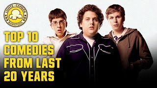 Top 10 Comedies of the Last 20 Years