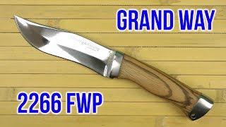 Розпакування Grand Way 2266 FWP