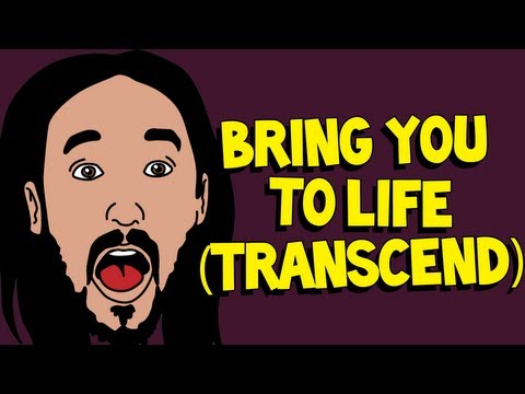 """Bring You To Life (Transcend)"" OFFICIAL AUDIO - Steve Aoki & Rune RK ft. Ras"