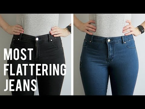 Jeans for Pear Shapes & Wide Hips | PRIMARK & TOPSHOP. http://bit.ly/2zwnQ1x