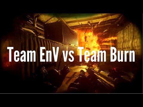 Team EnV vs Team Burn - Genetic Gaming Ramadan Tournament.