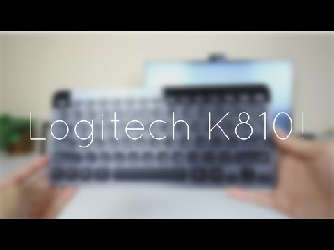 Logitech K810 Review: Best Wireless Keyboard Under $100?!