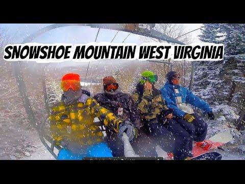 SNOWSHOE MOUNTAIN WEST VIRGINIA 2017