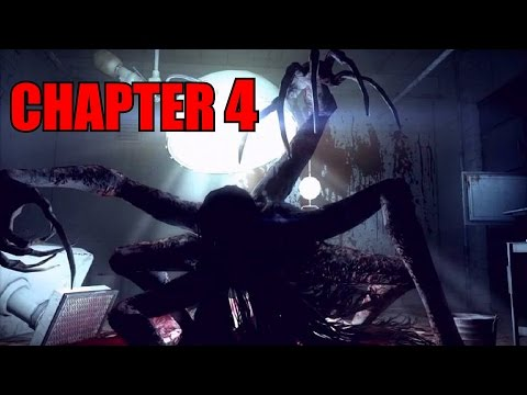 The Evil Within Walkthrough Chapter 4 - The Patient No Damage / All Collectibles (PS4)