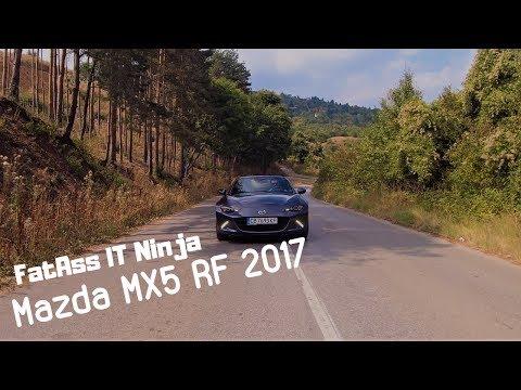 "Mazda MX5 RF ""Miata"" 2017 Review"