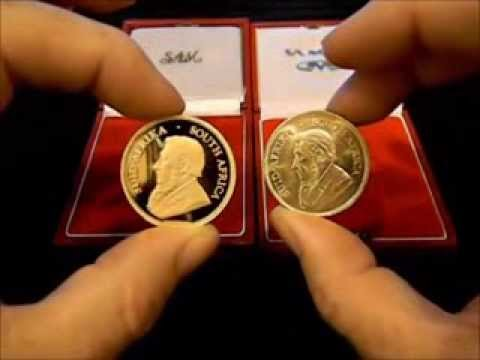 Krugerrand Proof Or Krugerrand Youtube